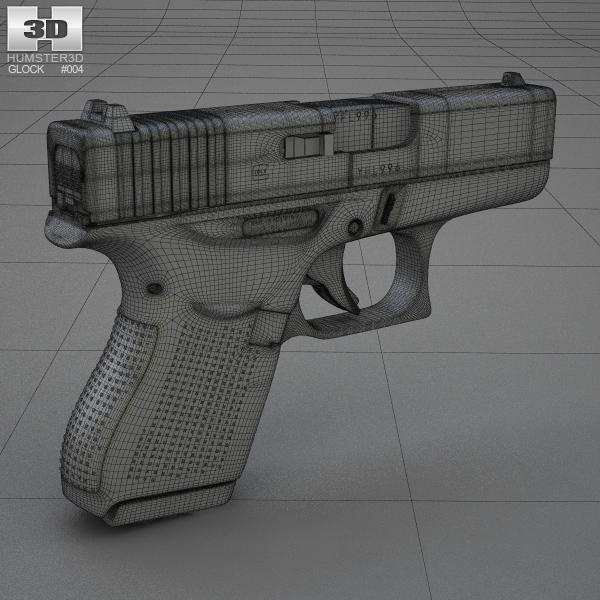 Glock 17 Cad File