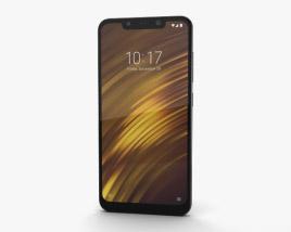 Xiaomi Pocophone F1 Graphite Black 3D model