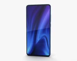 Xiaomi Redmi K20 Pro Glacier Blue 3D model