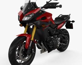 Yamaha FJ-09 Tracer 2015 3D model