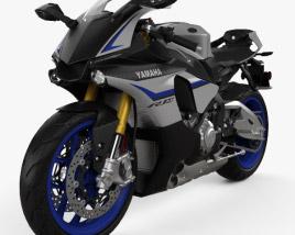 Yamaha YZF-R1M 2015 3D model