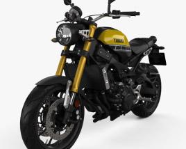 Yamaha XSR900 2016 3D model