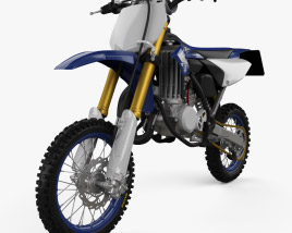 Yamaha YZ65 2019 3D model