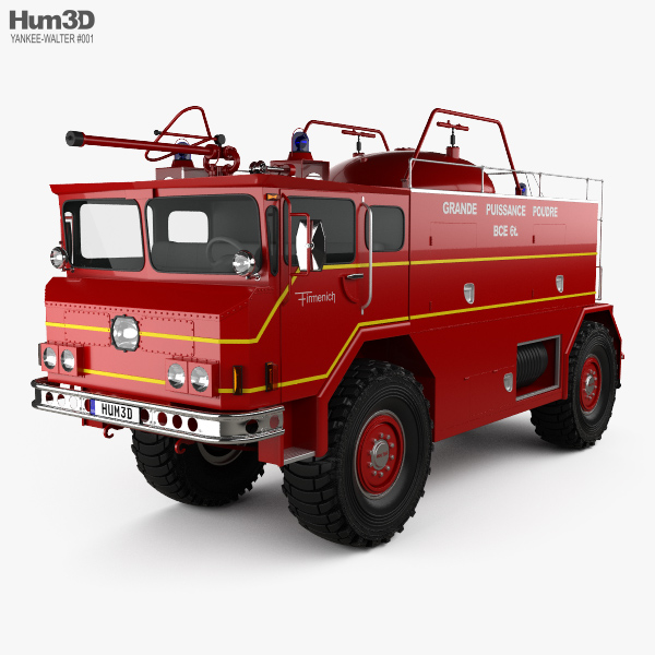 Yankee Walter 3d Models Hum3d
